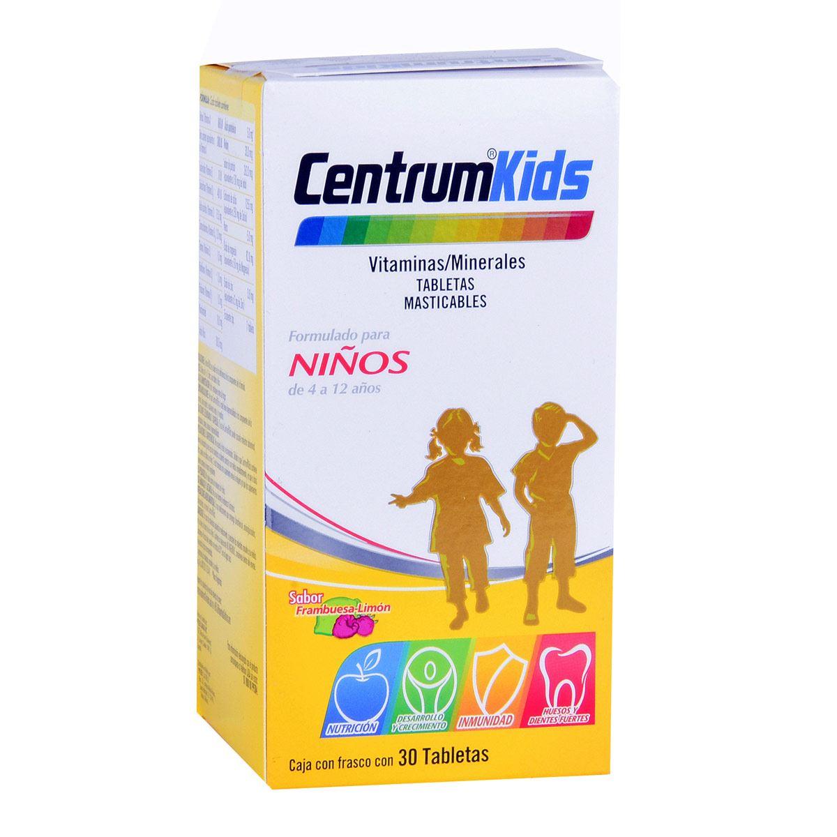 Centrum Kids Masticables