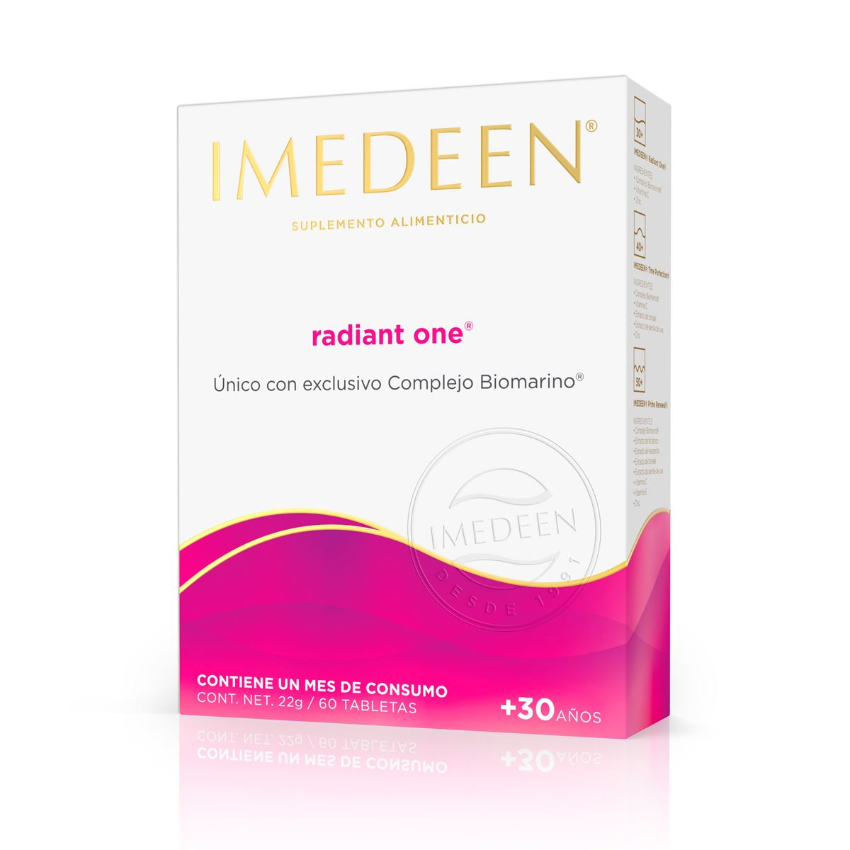 Imedeen radiant one t 60 30  - Sanborns