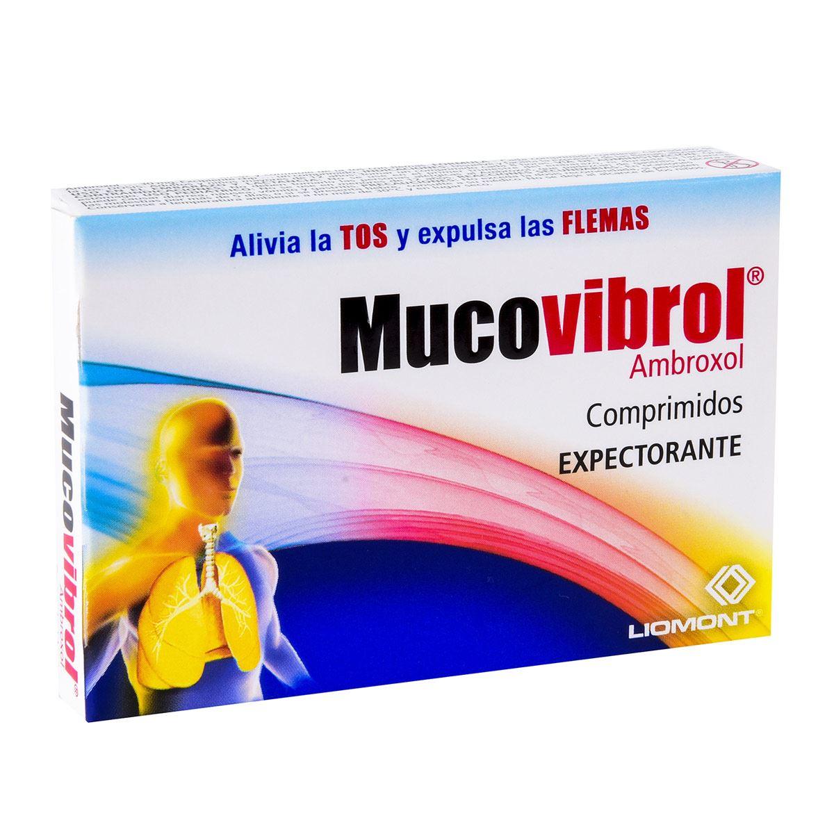 Mucovibrol Comprimido