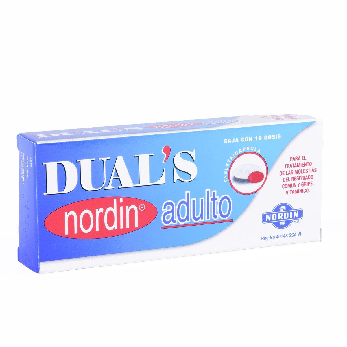 Dual's Nordin Adulto