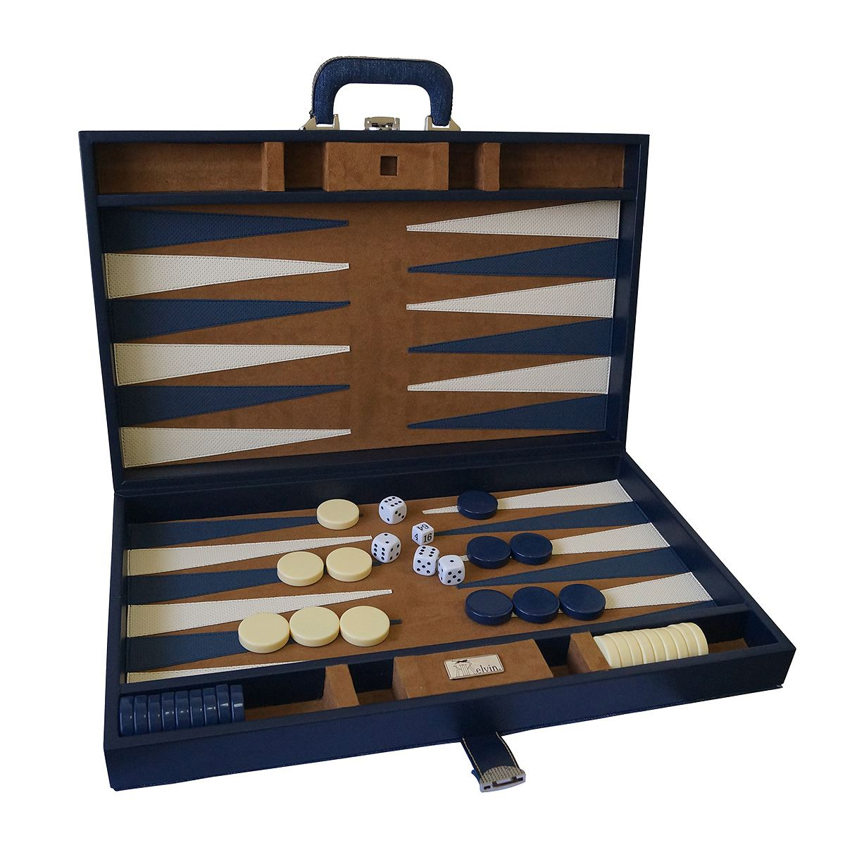 Backgammon jumbo mezclilla  - Sanborns