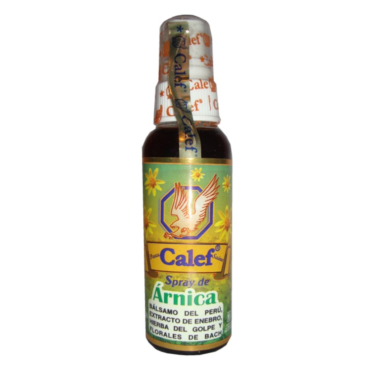 Spray de Árnica calef 60 ml  - Sanborns