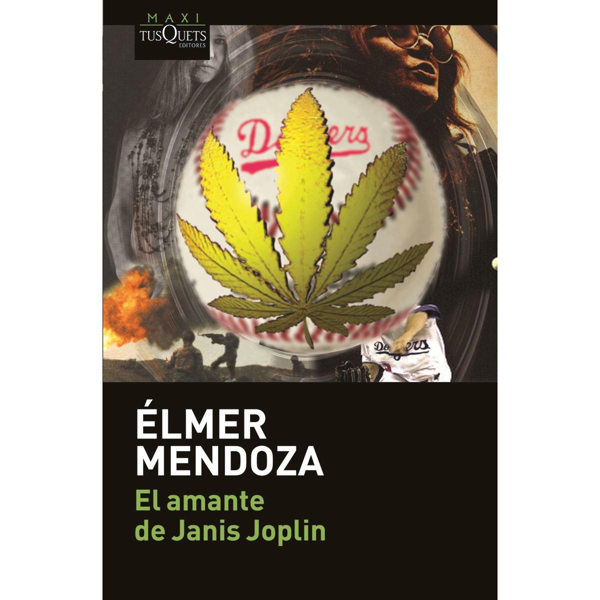 El amante de janis joplin Libro - Sanborns