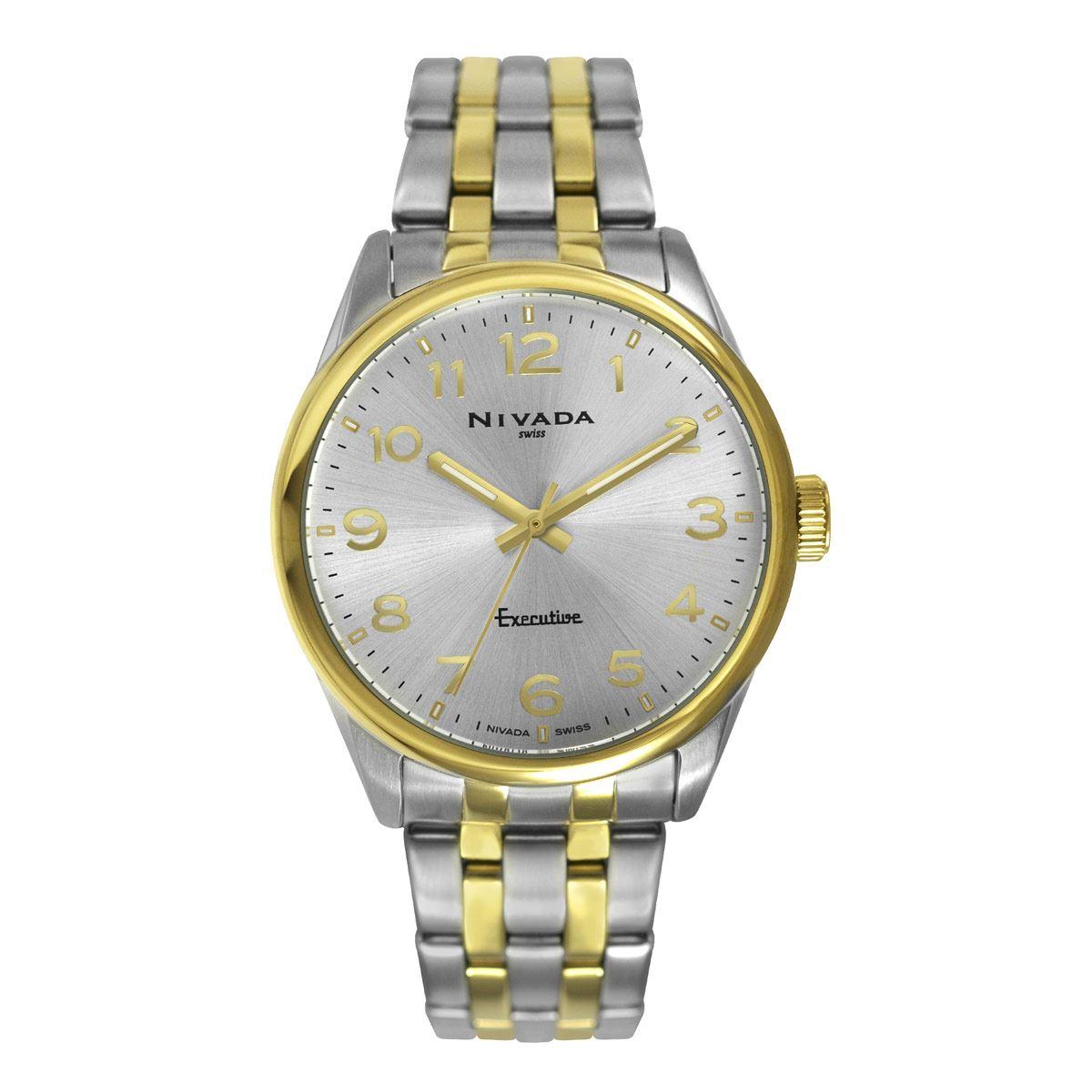 Reloj Nivada NP16021MBICBA Para Caballero
