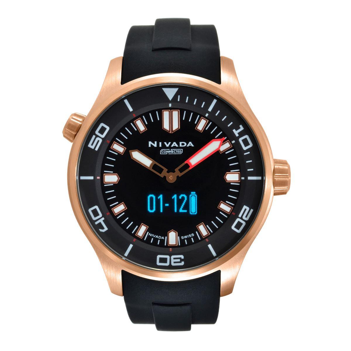 Reloj nivada np17013mdona  - Sanborns