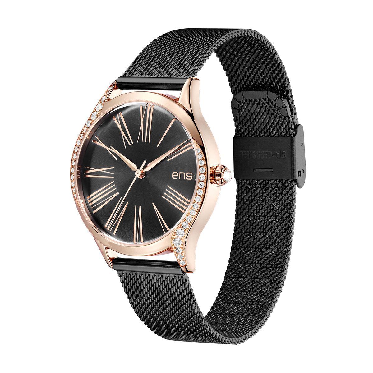 Reloj Enso EW1013L4 de Dama Negro