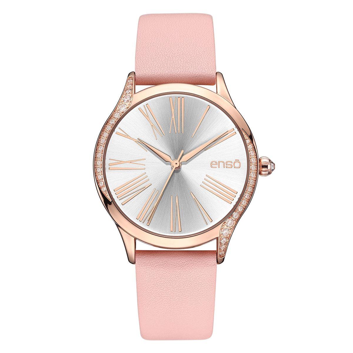 Reloj Enso EW1013L para Dama Correa de Piel