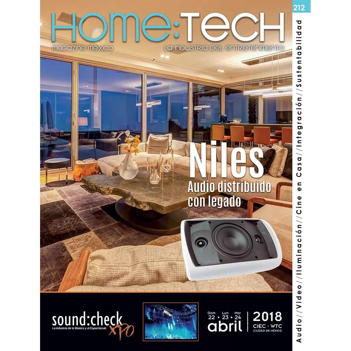 Home:tech magazine Libro - Sanborns