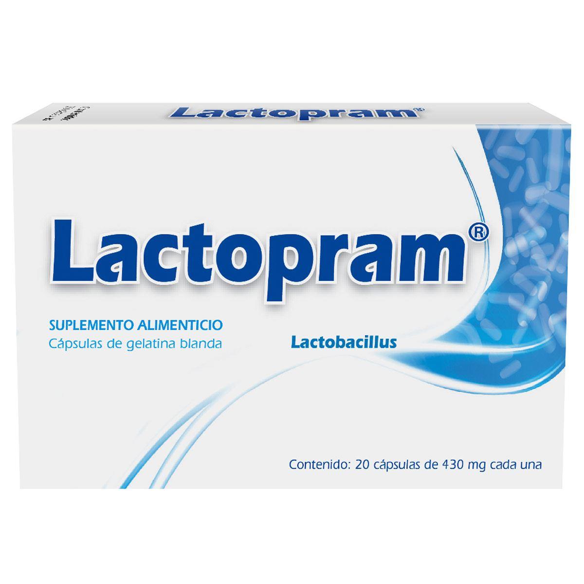 Lactopram Adulto