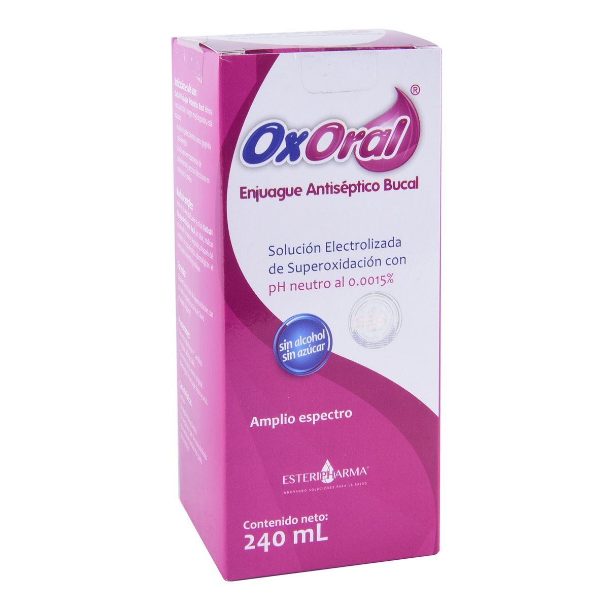 Oxoral Antiséptico Bucal