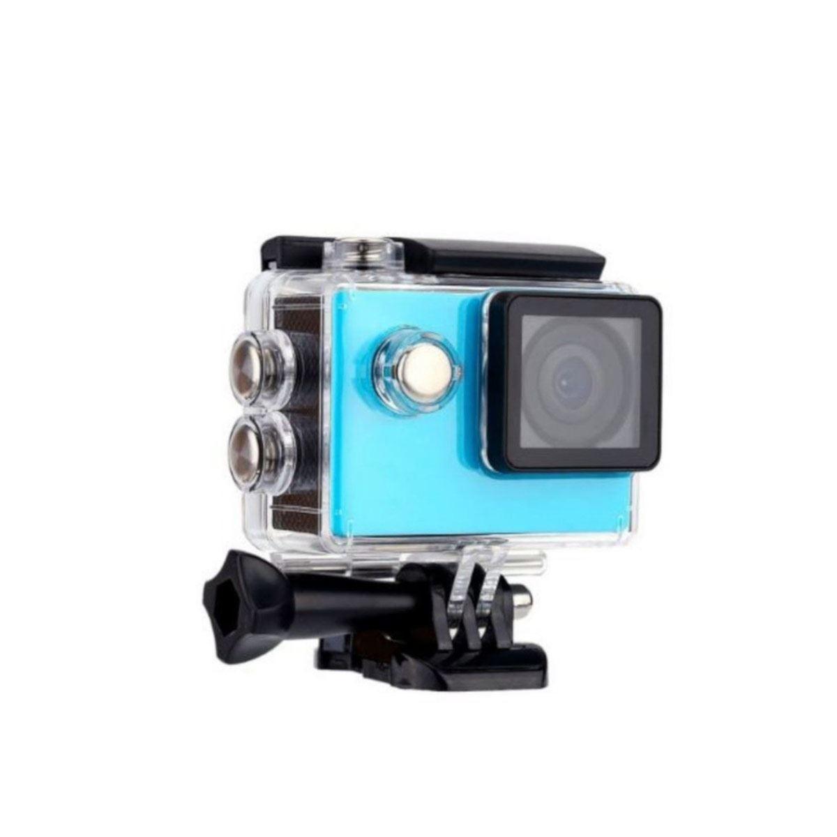 Sportcam Full HD  Gadgets One 1080P Color Azul