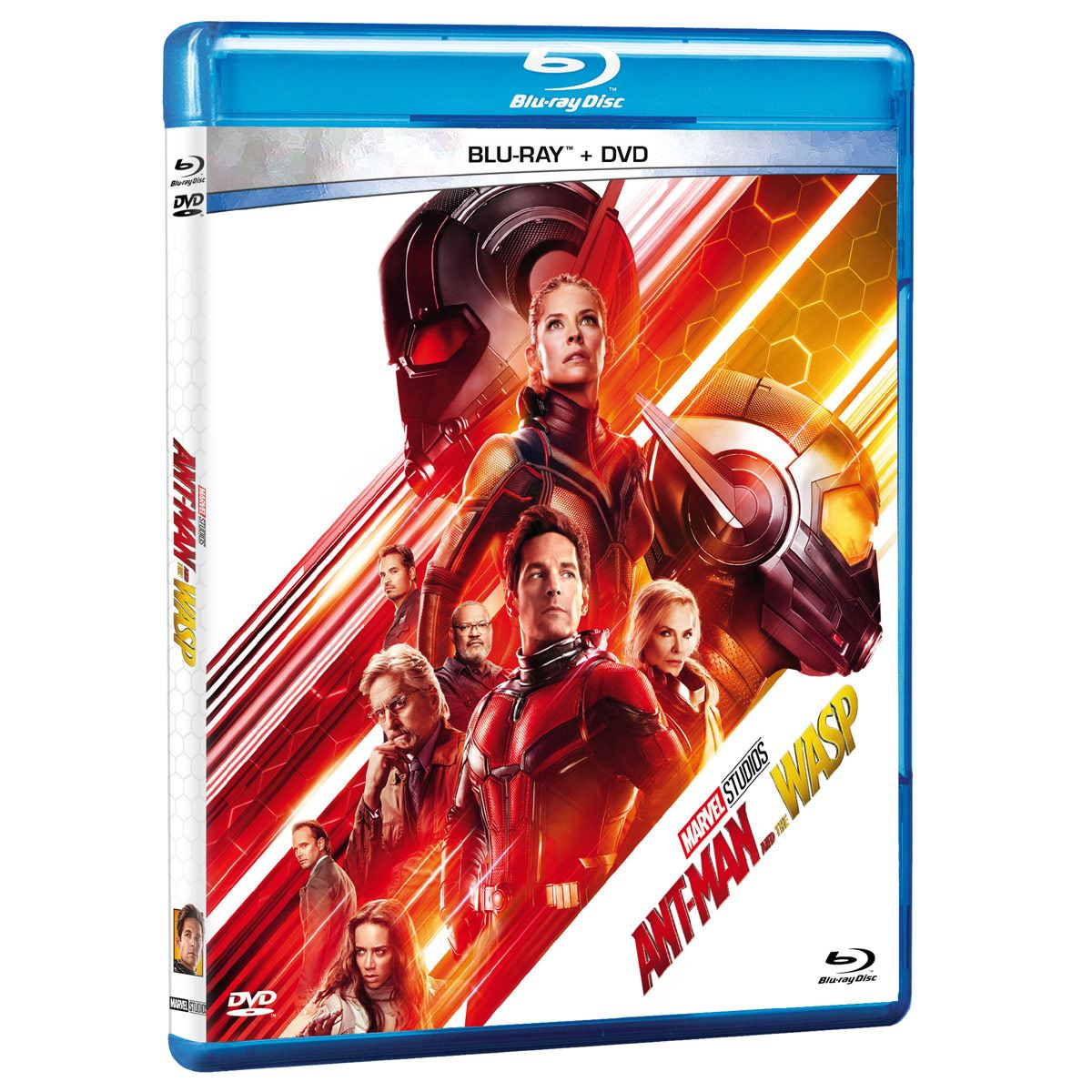DVD/BR Antman and the Wasp