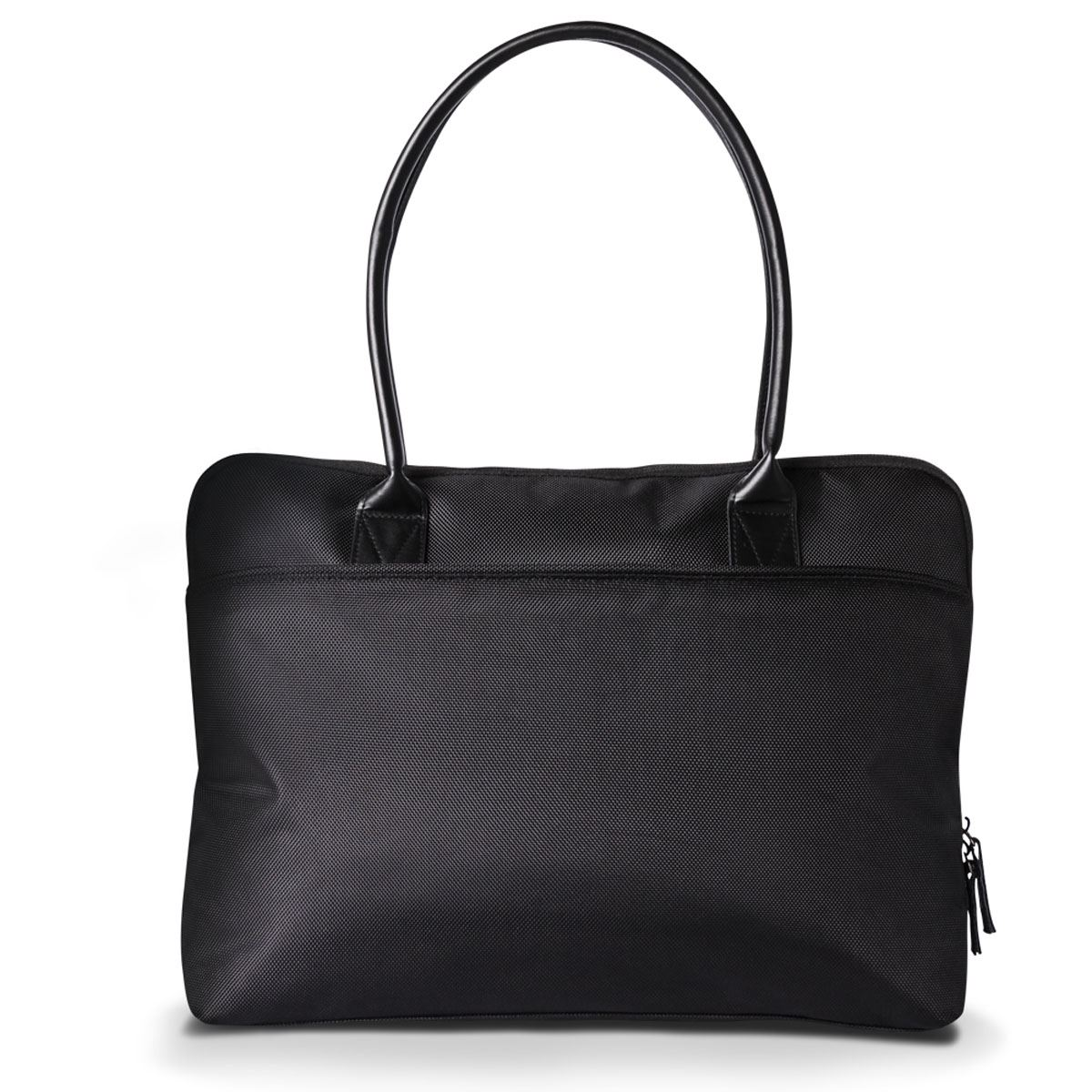 "Bolso Portalaptop 15.6"" Zilker Lady Negro Cool Capital"