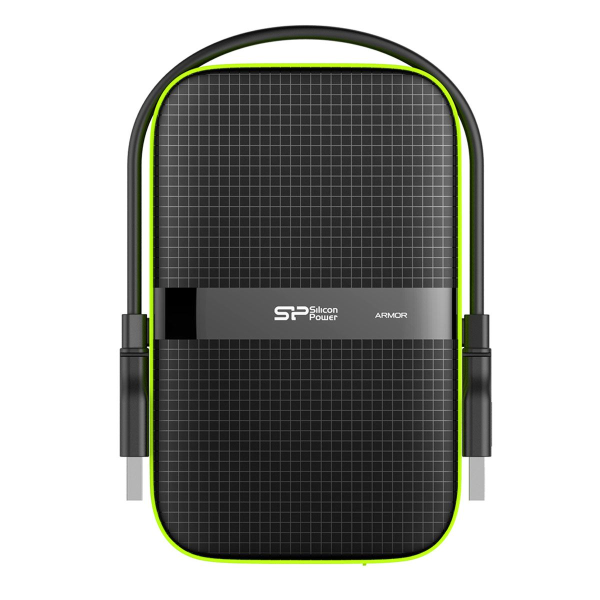 Disco Duro Externo 1TB USB 3.1 Silicon Power