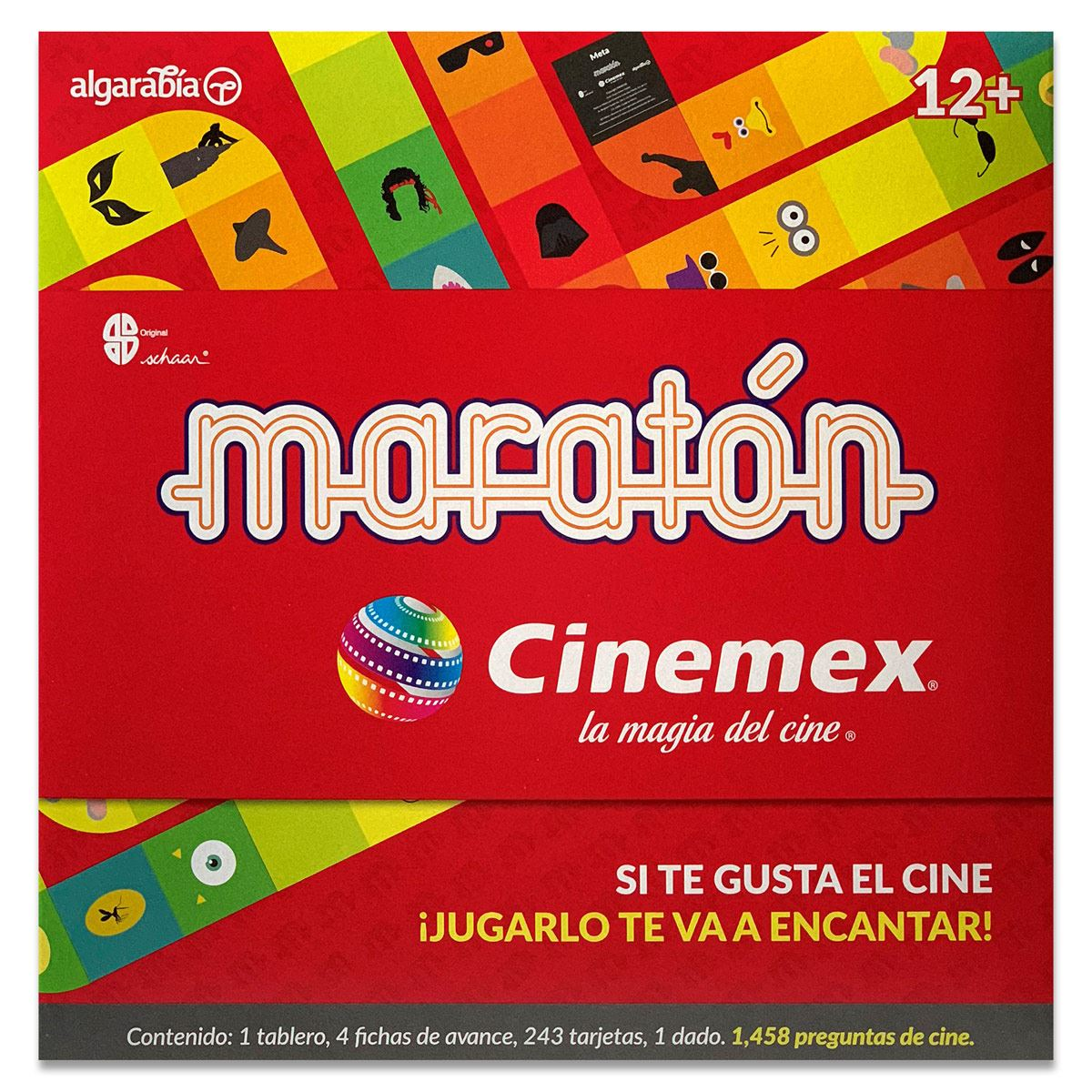 Maratón Cinemex