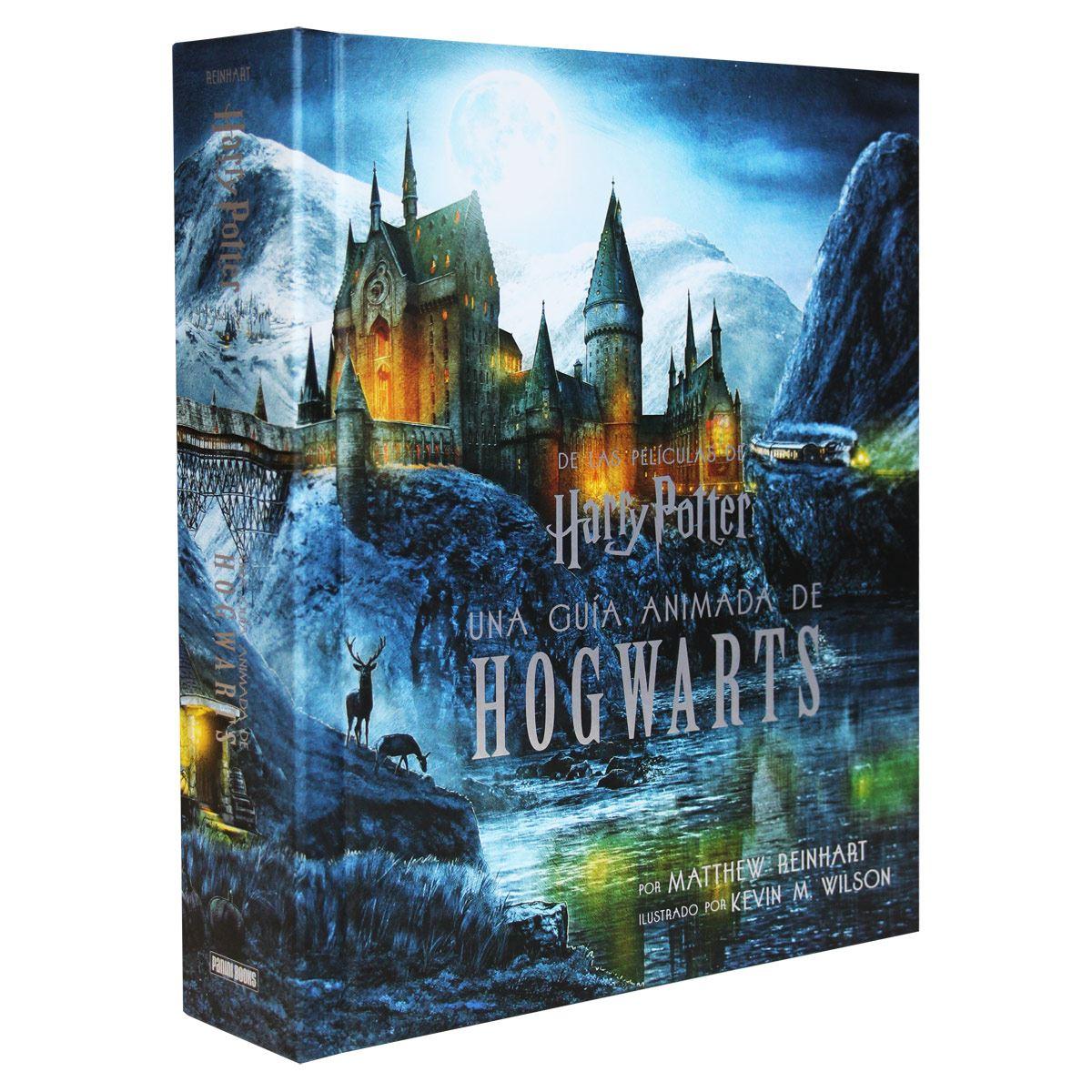 Harry Potter: Una guía animada de Hogwarts