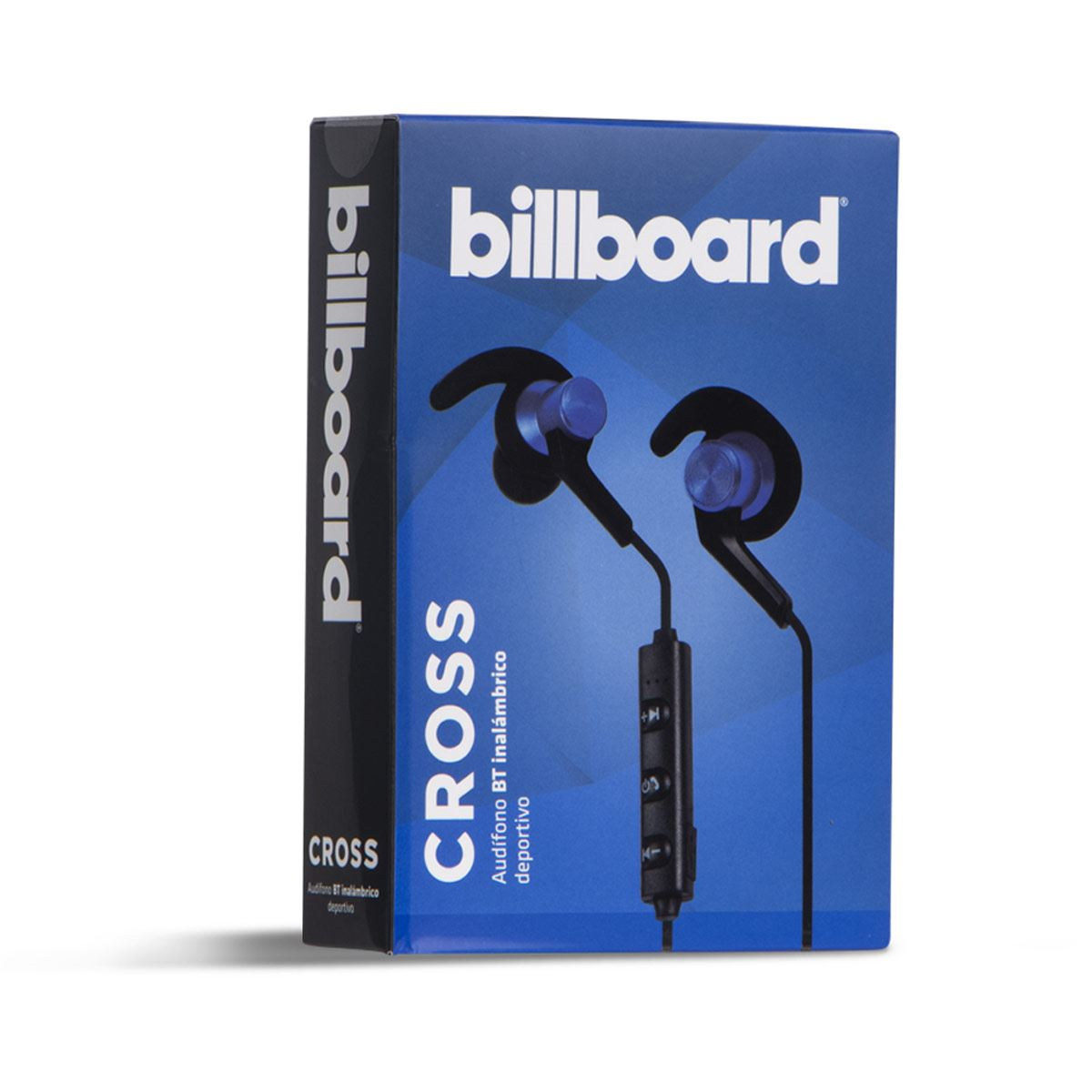 Audífonos Billboard Cross Bluetooth Azul