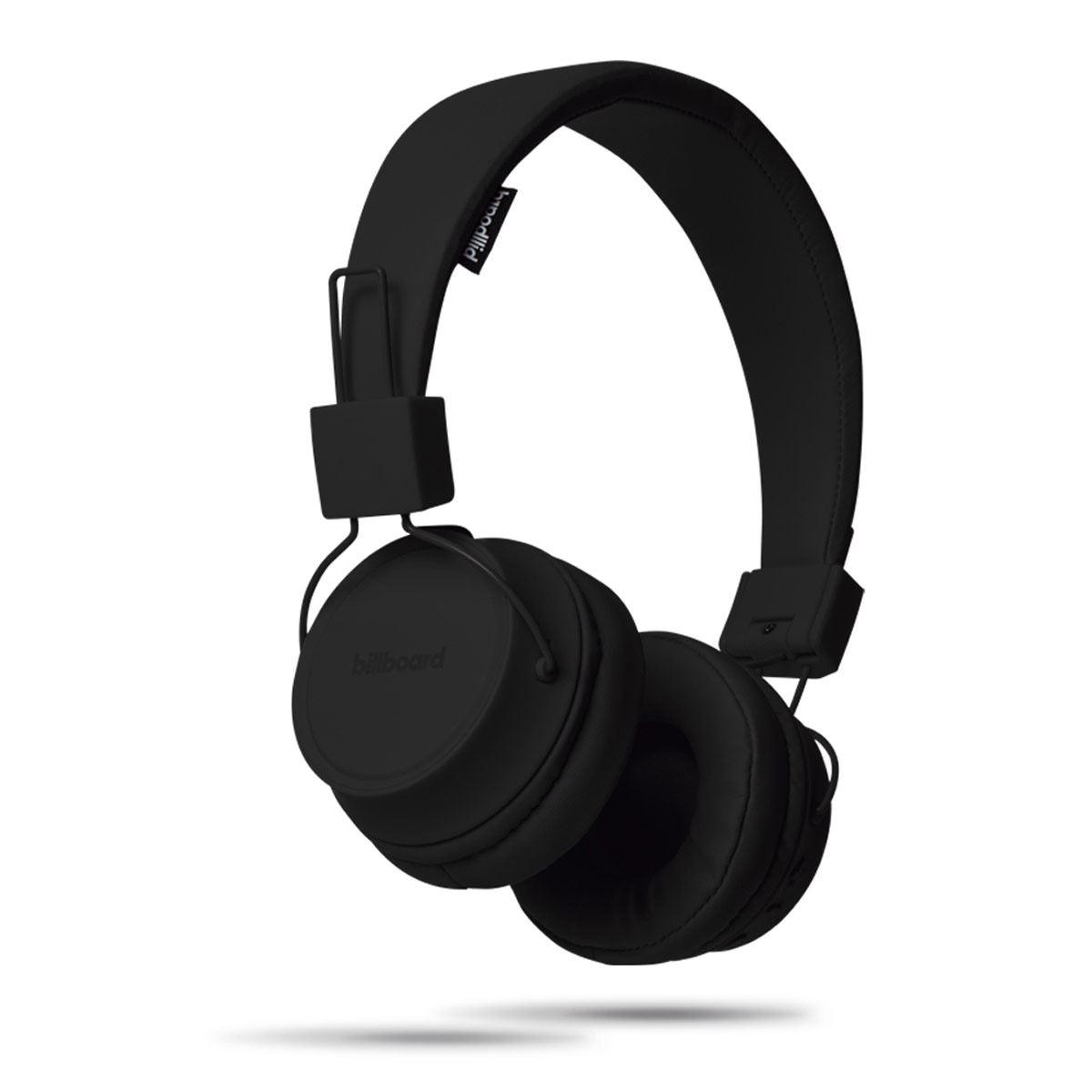 Audífonos Billboard Encore Bluetooth Negro