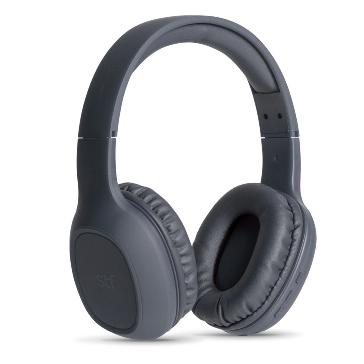 Audífonos Stuffactory Echo Bluetooth On Ear Negros