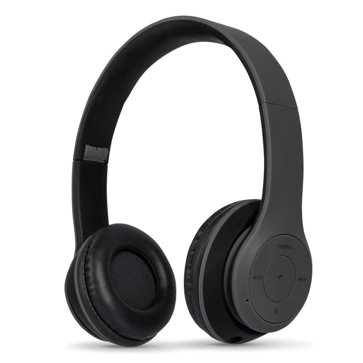 Audífonos Stuffactory Gravity On Ear Bluetooth Negros