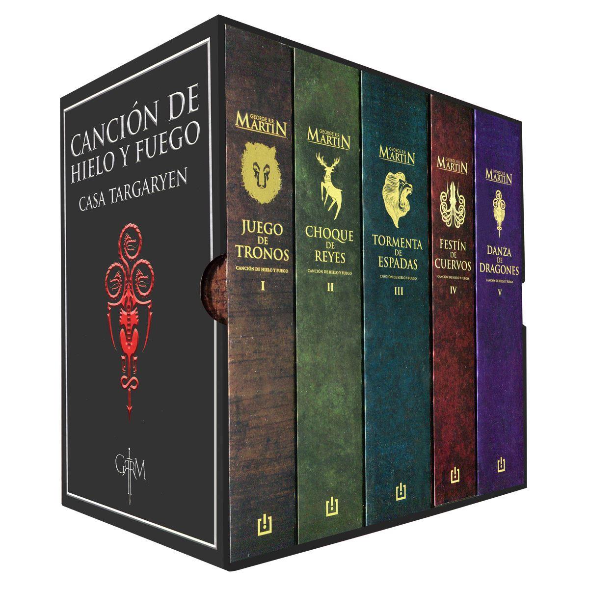 Paquete Juego de Tronos, Casa Targaryen