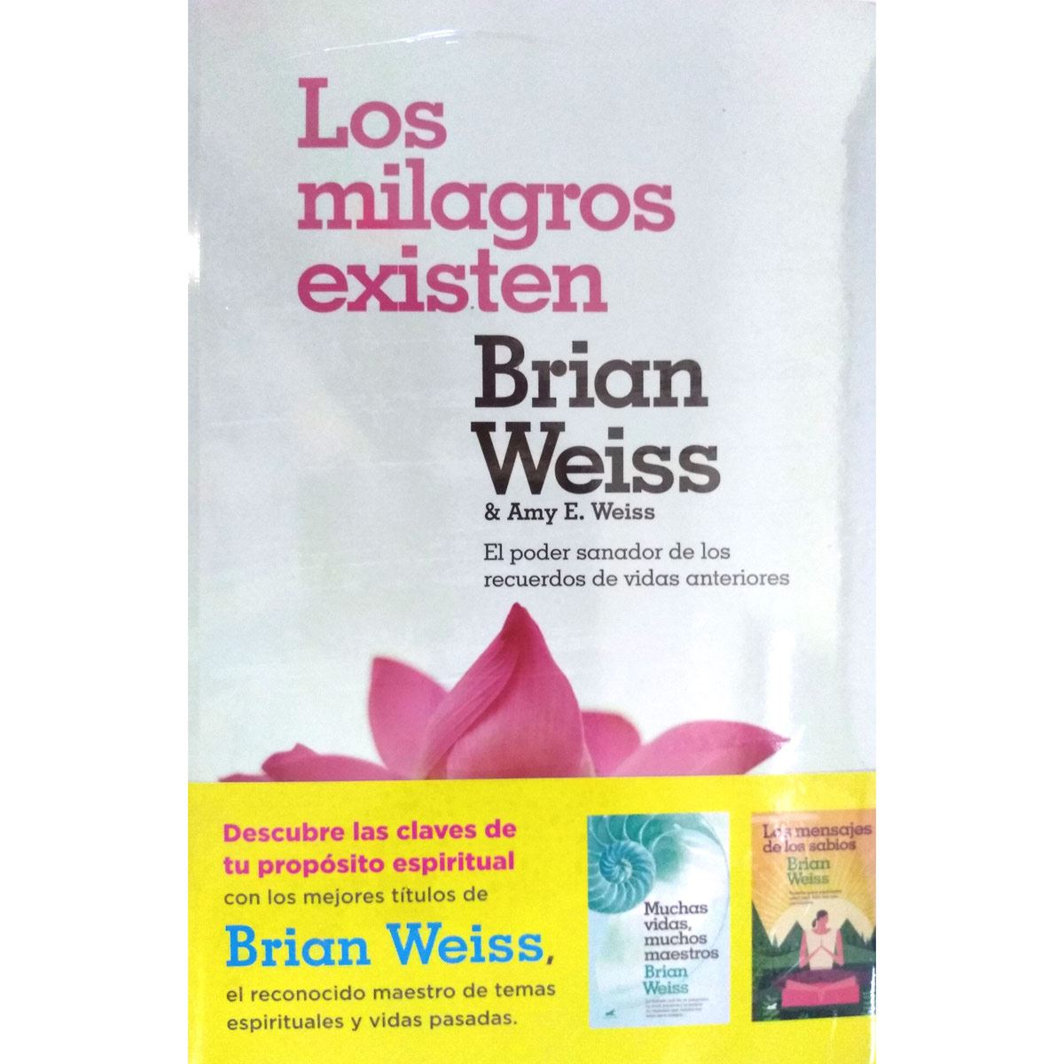 Paquete Brian Weiss