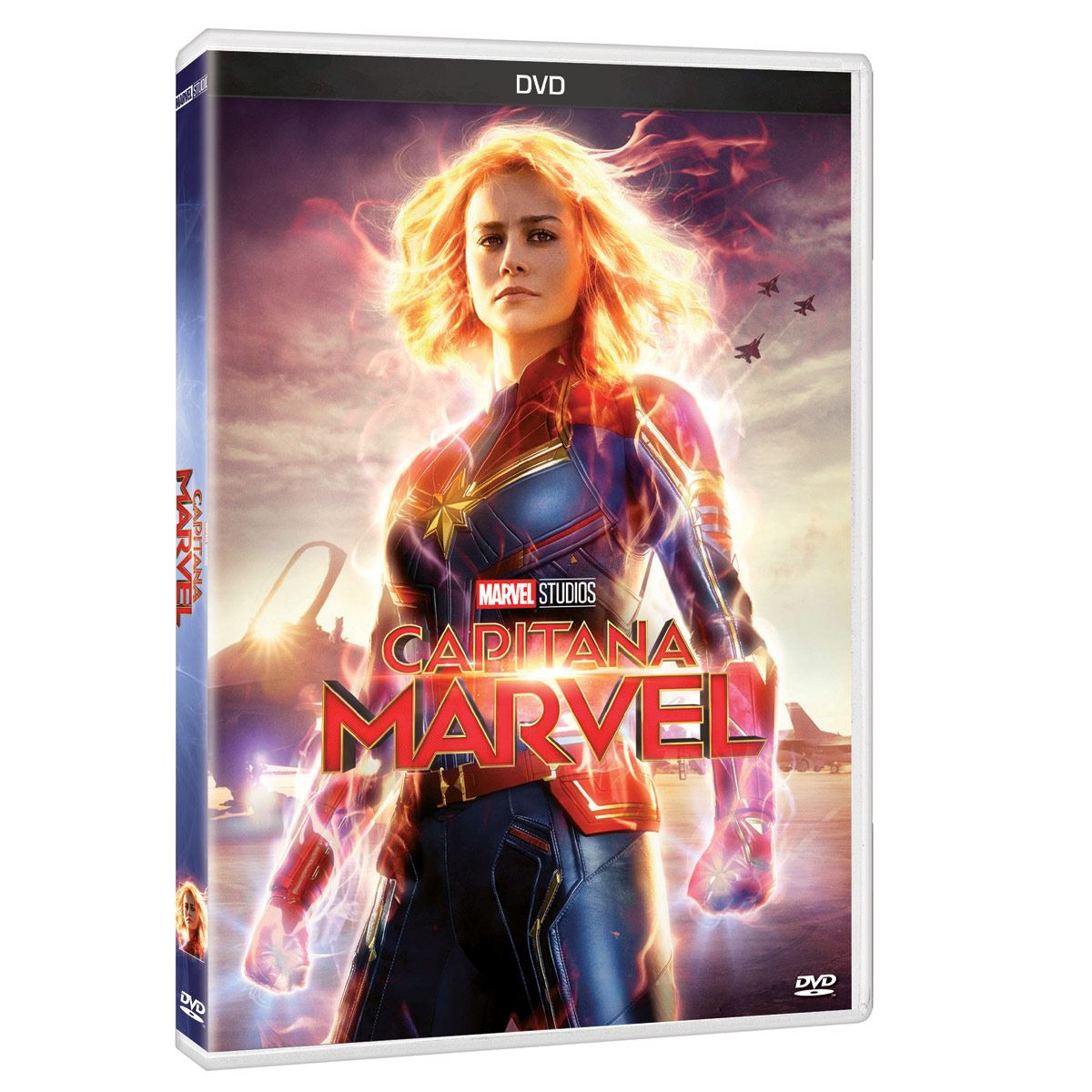 DVD Capitana Marvel