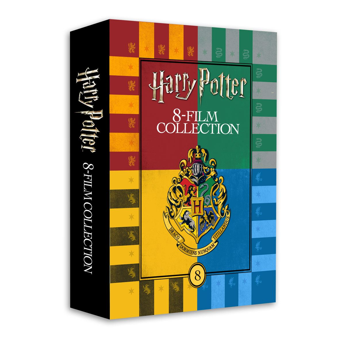 BluRay Paquete Harry Potter 1-8