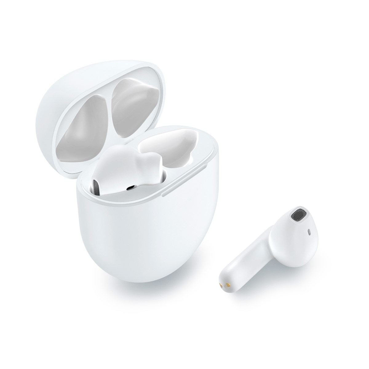 Audífonos Inalámbricos Zeta Blancos