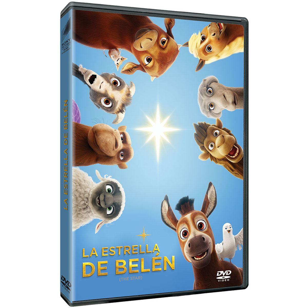 Dvd la estrella de belén  - Sanborns