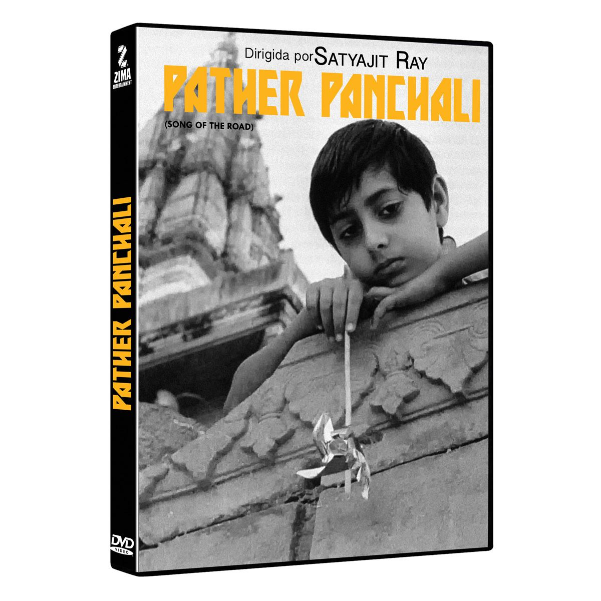 Dvd pather panchali  - Sanborns