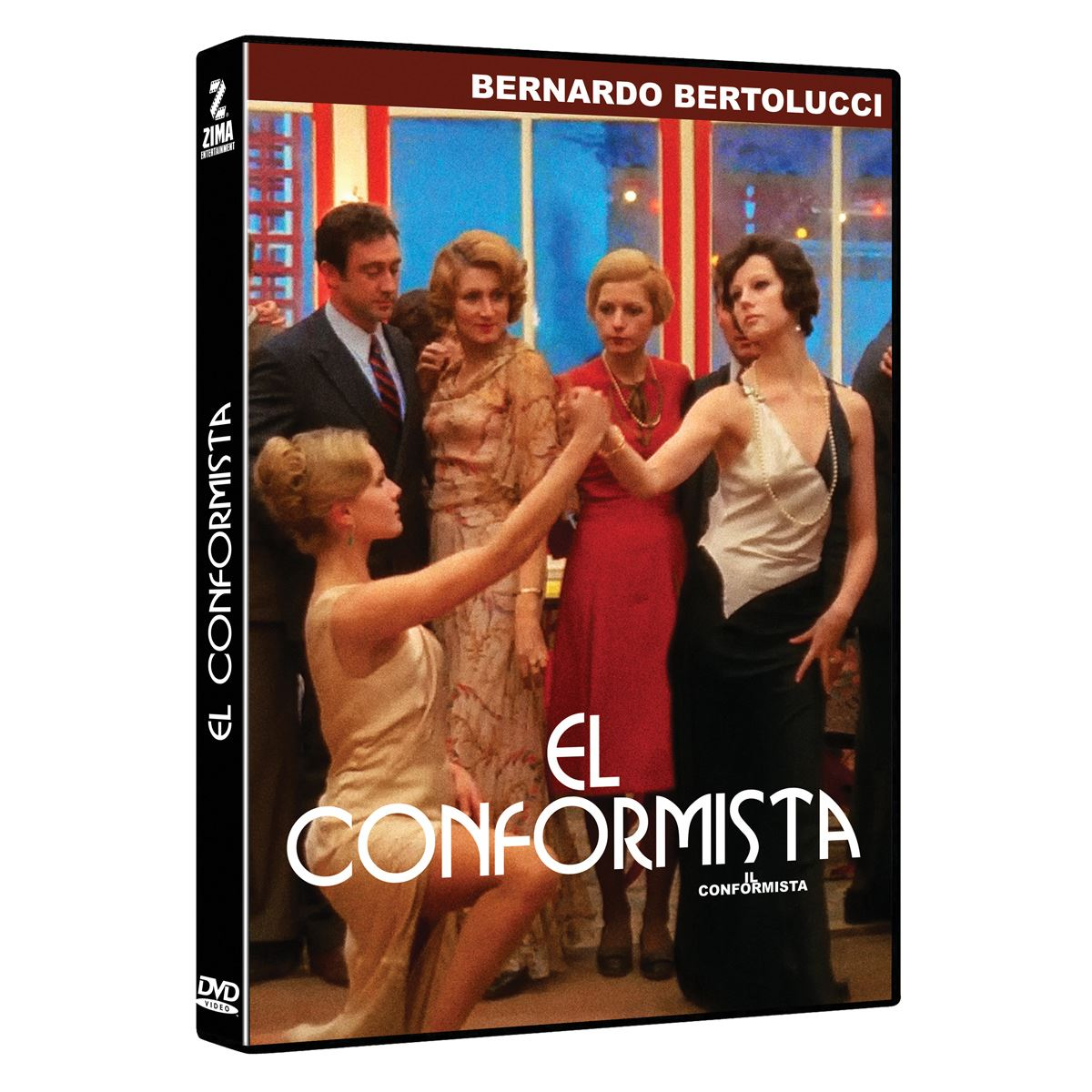 Dvd el conformista  - Sanborns