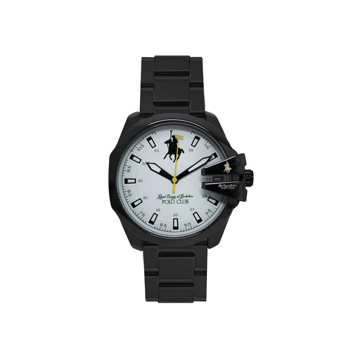 Reloj Royal Polo Club para Caballero APCP07NGBL