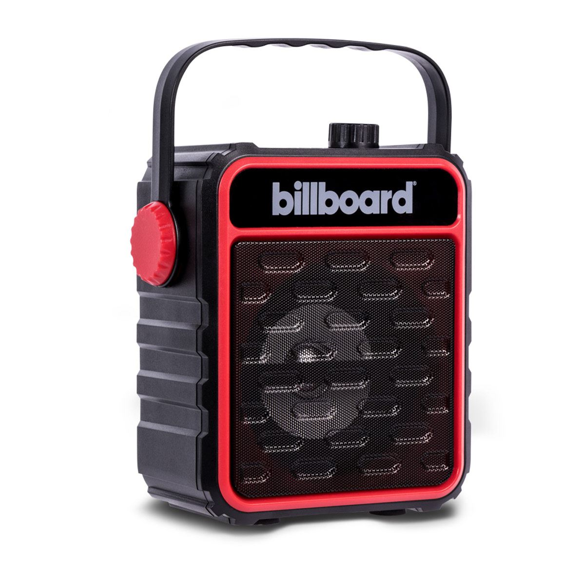 Bocina Billboard Fest Bluetooth Rojo