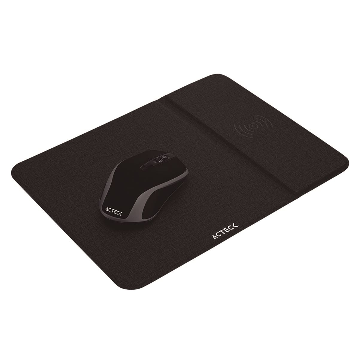 Kit Mouse Inalámbrico y Mouse Pad Acteck