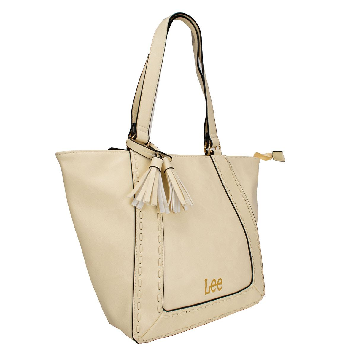 Bolso Tote Lee Beige A00027