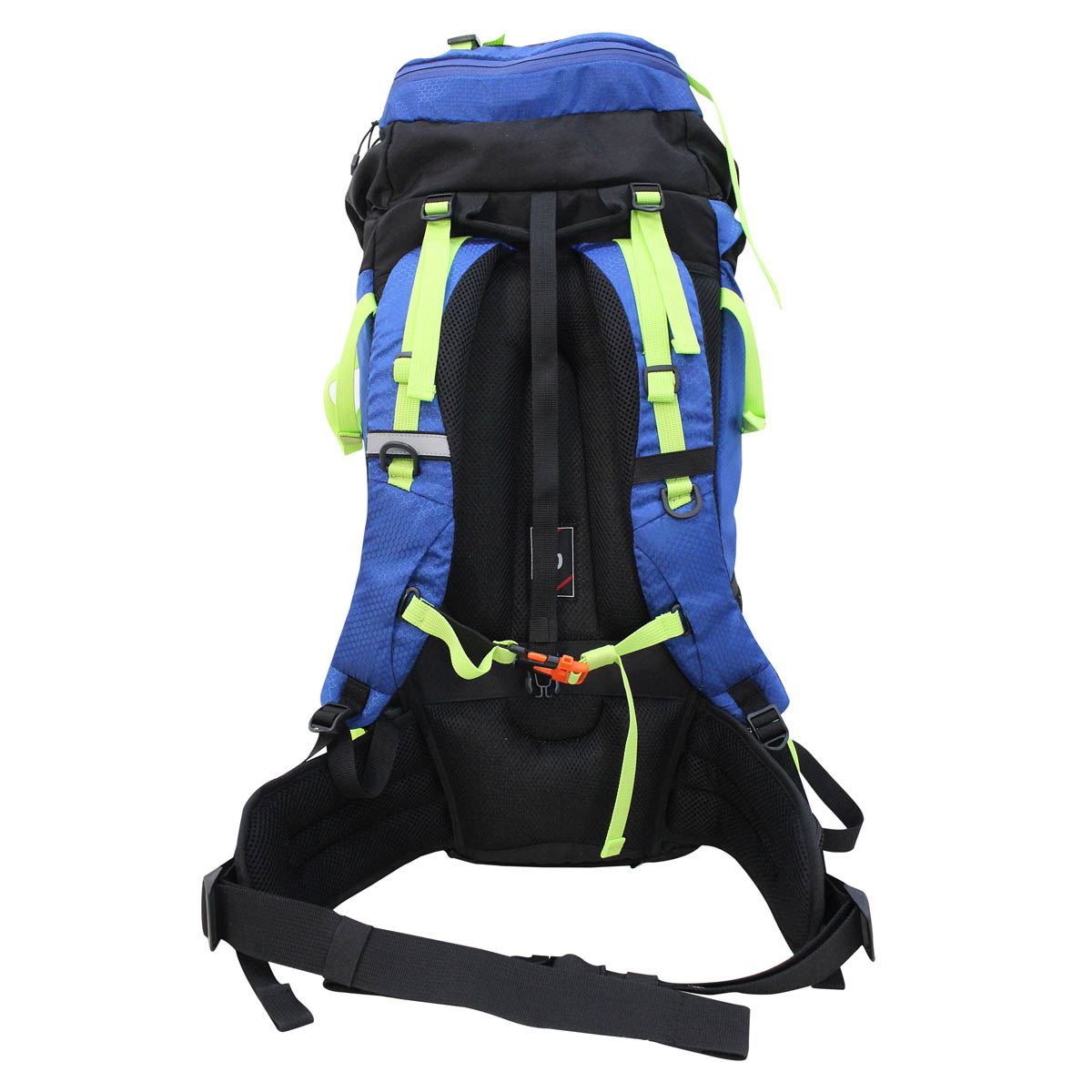 Camping bag ie-15105 black/blue/green  - Sanborns