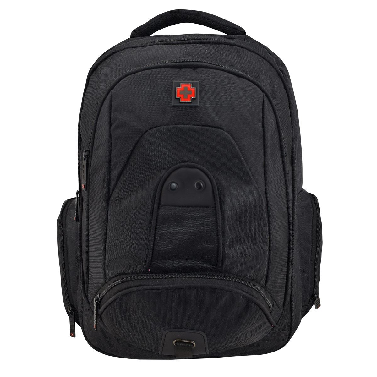 BACKPACK NEGRA SB X-00437