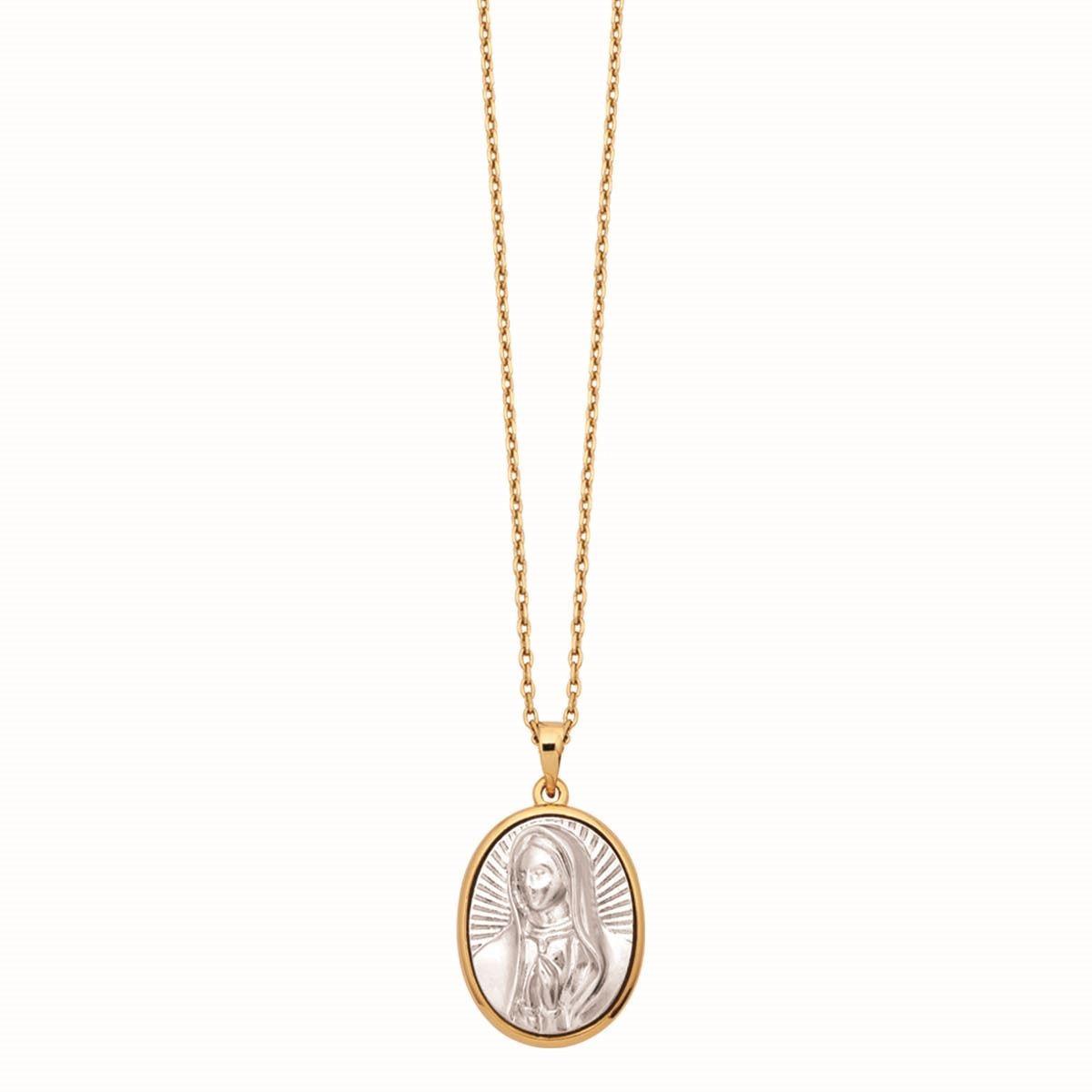 Medalla Pequeña de La Virgen