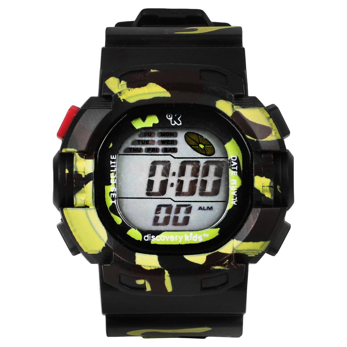 Reloj Digital para Niños DKID-607-1 Negro
