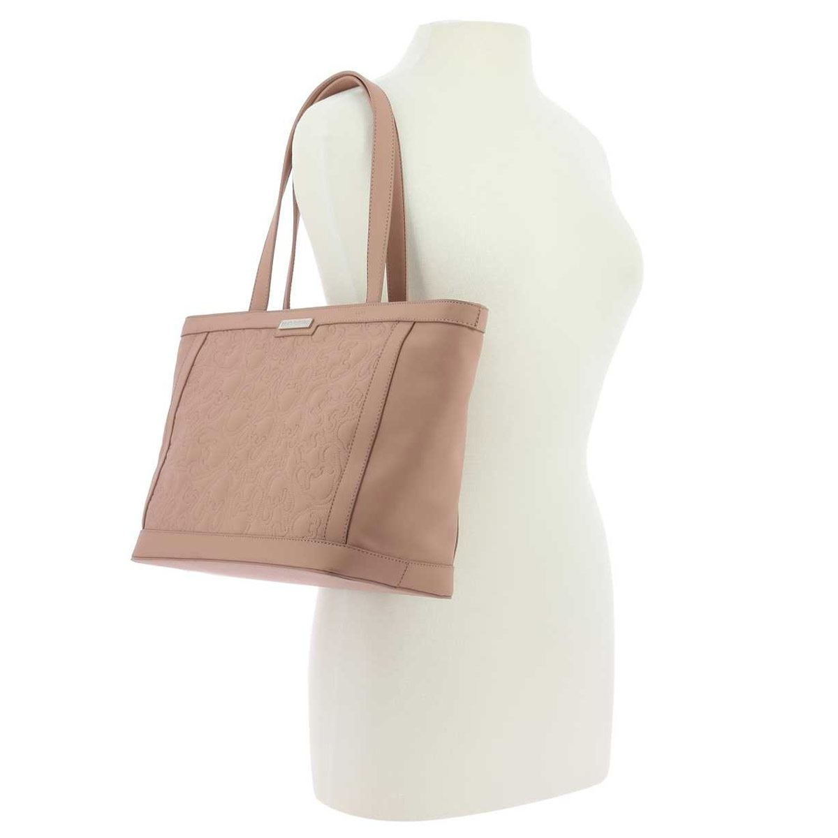 Bolso Hush puppies tote rosa