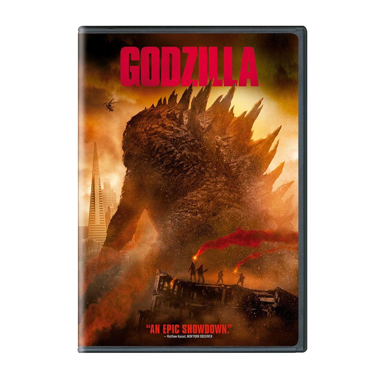 DVD Godzilla Futurepack