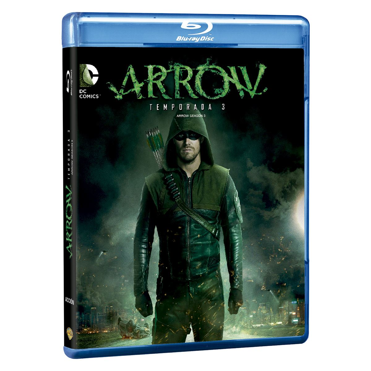 Br arrow, temporada 3  - Sanborns