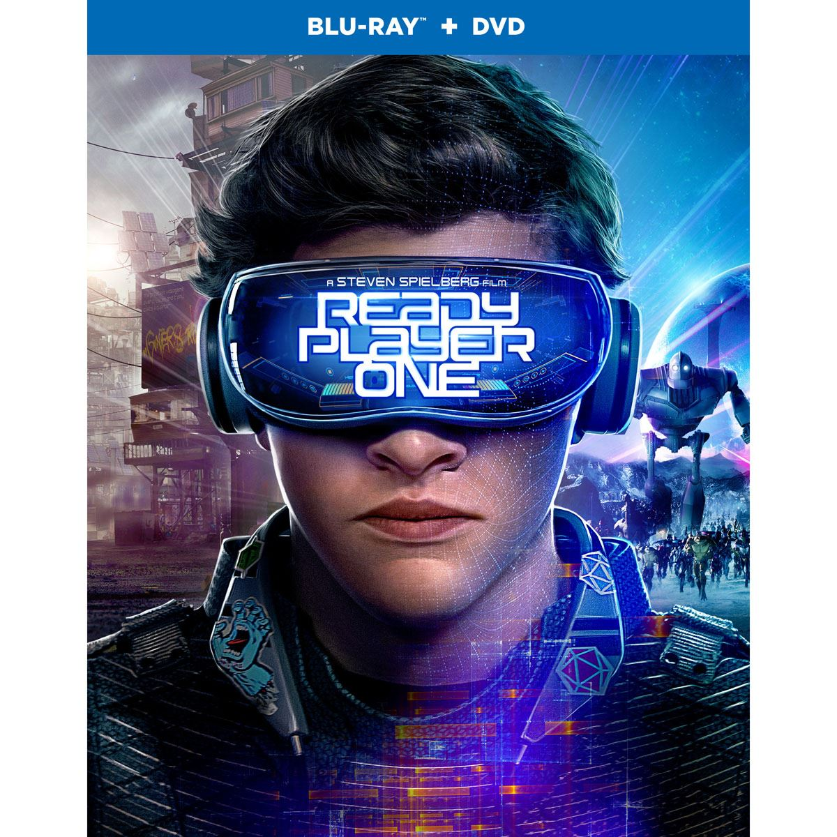 Br +dvd ready player one  - Sanborns