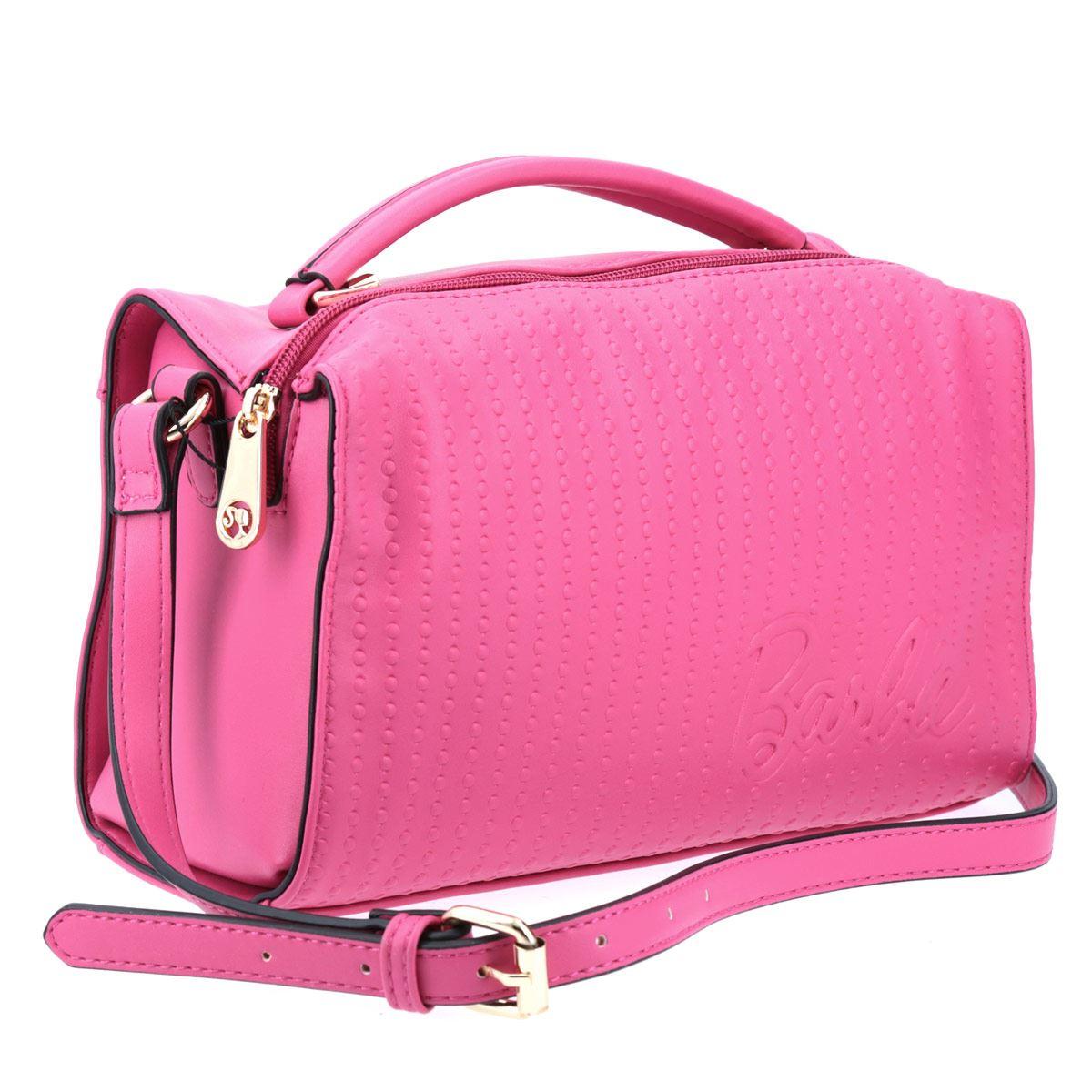 Bolso Barbie crossbody rosa