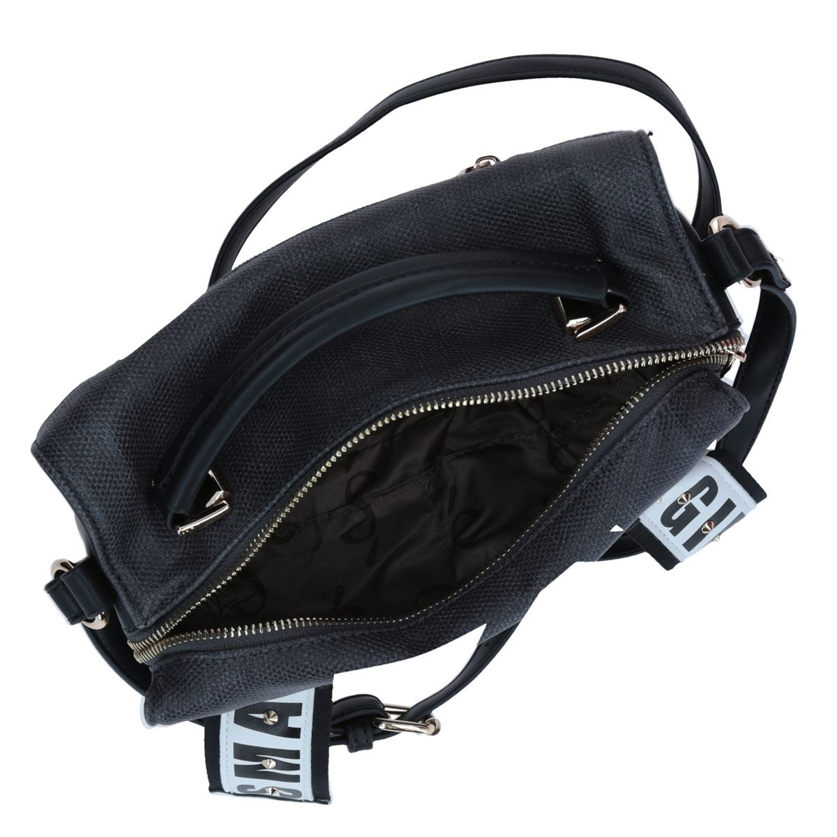Bolso Cross Body Color Negro Gorétt