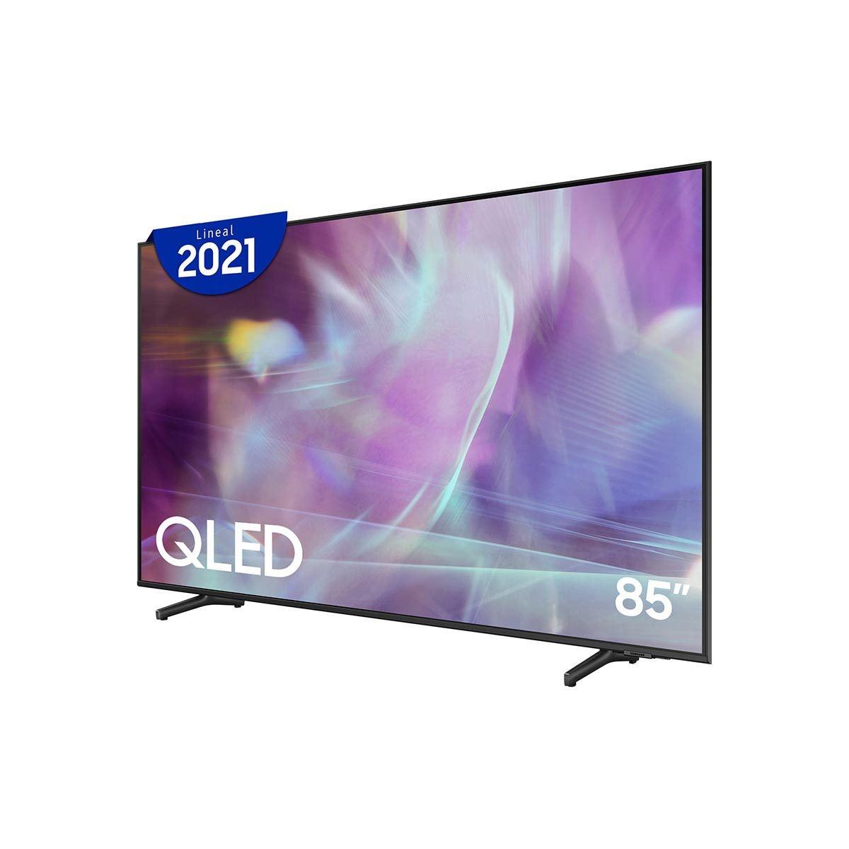 Paquete Smart TV QLED Samsung 85