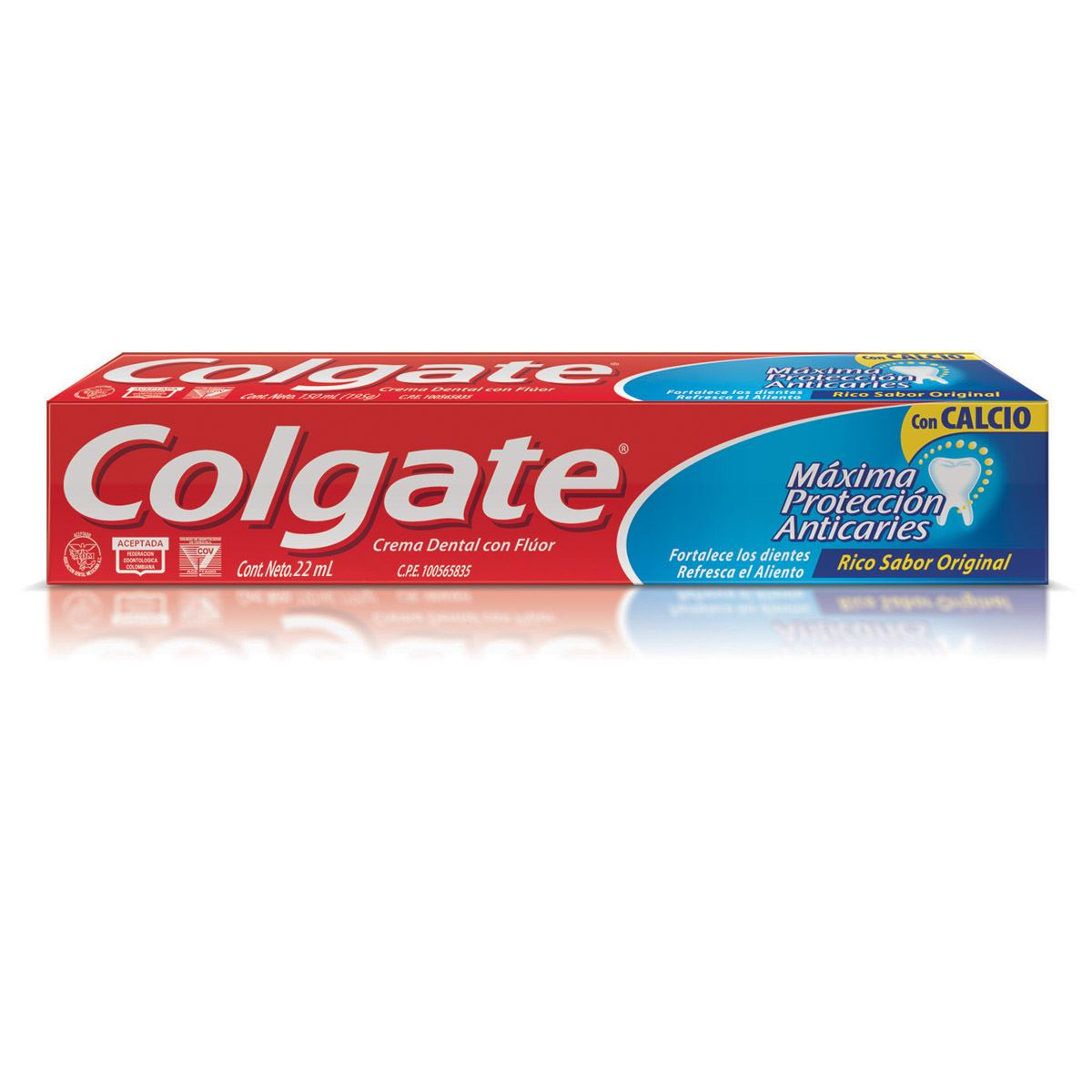 Pasta dental colgate mfp  - Sanborns