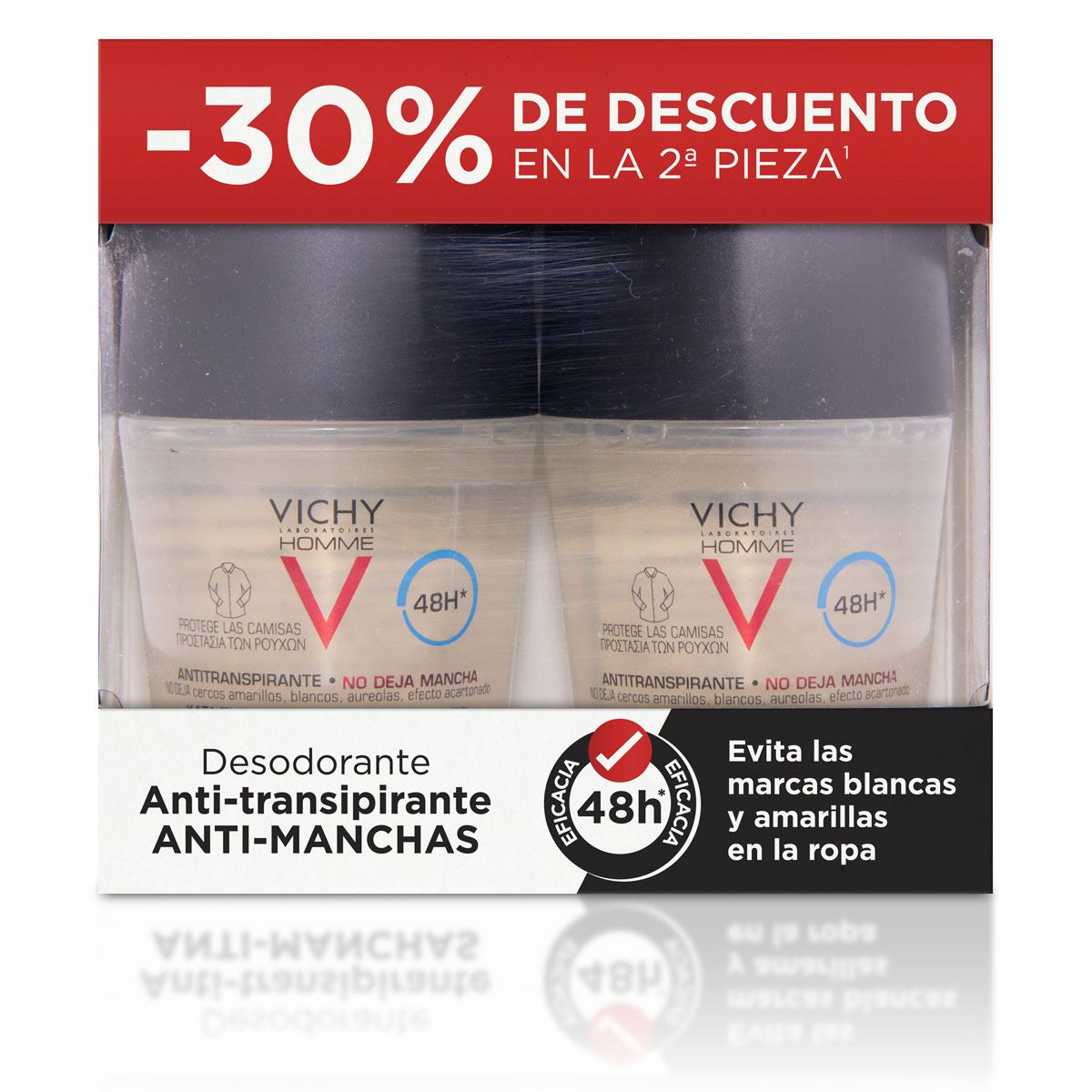 Duo Vh Anti-Stains Vichy