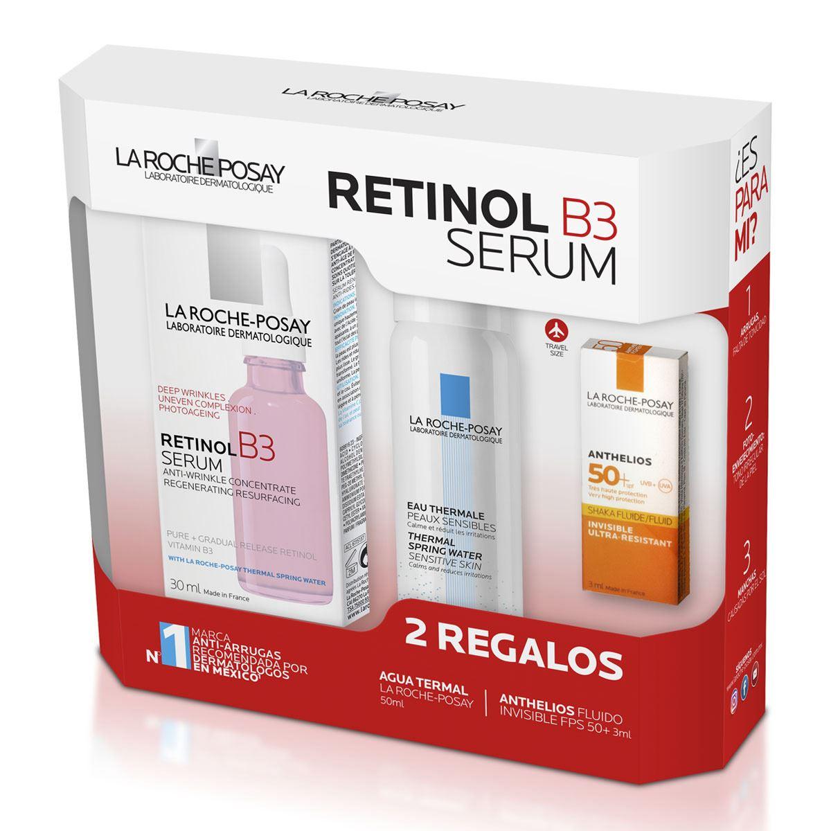 La Roche Posay Pack Retinol B3 Serum 30 ml